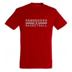 T-shirt adulte Basketball