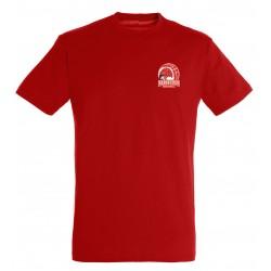 T-shirt coton homme petit logo